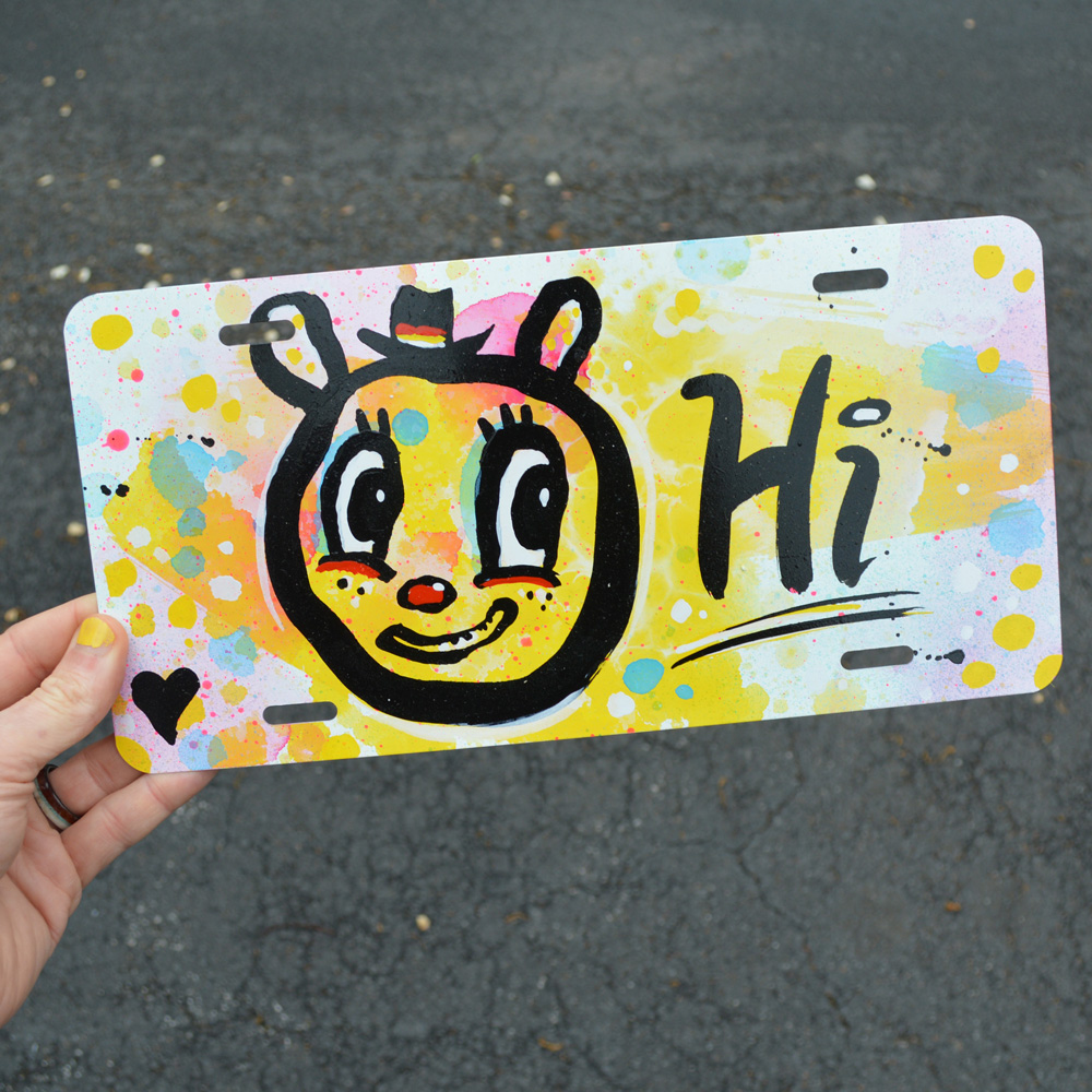 bear-tag- hi -  license plates