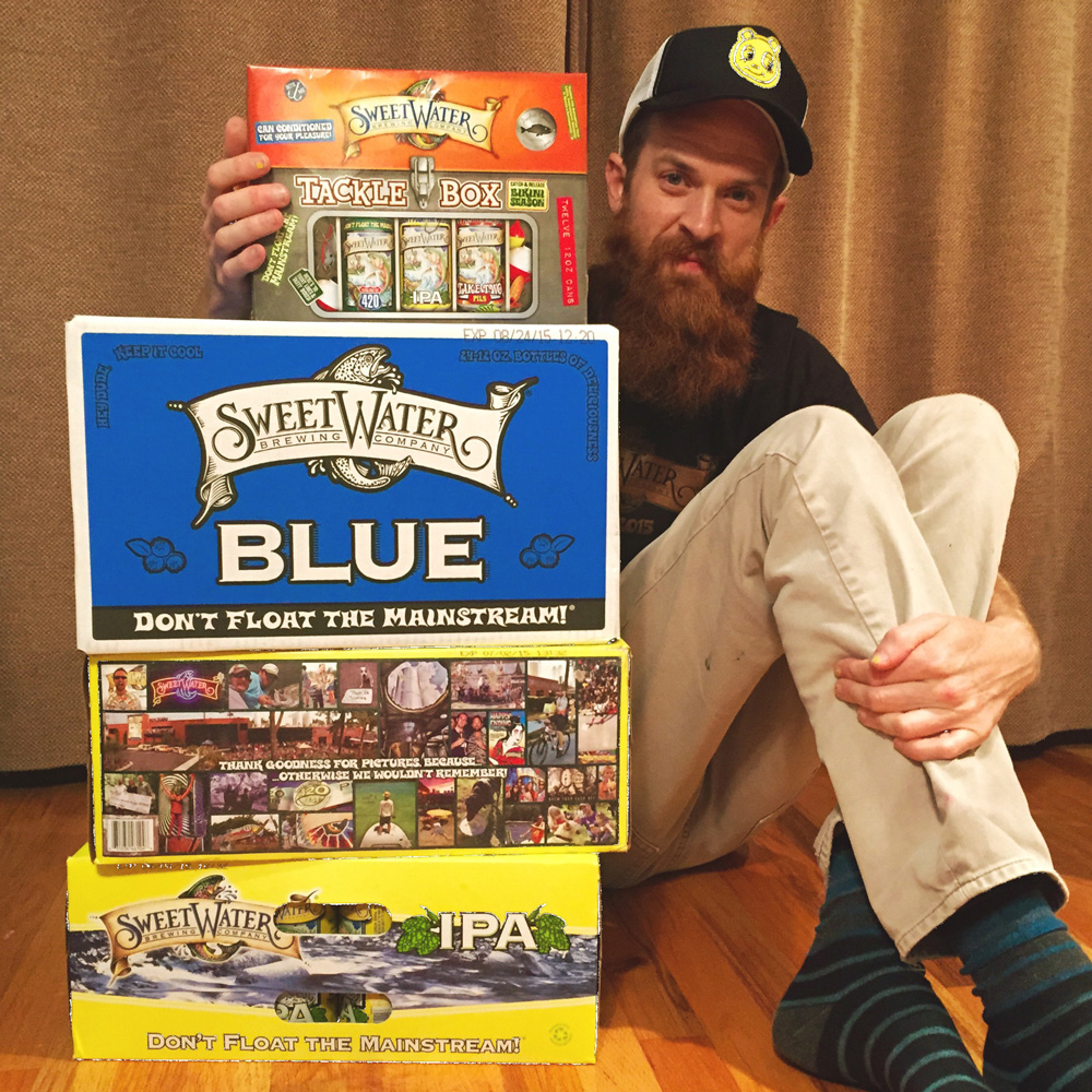 kyle-and-the-beers sweetwater blue IPA