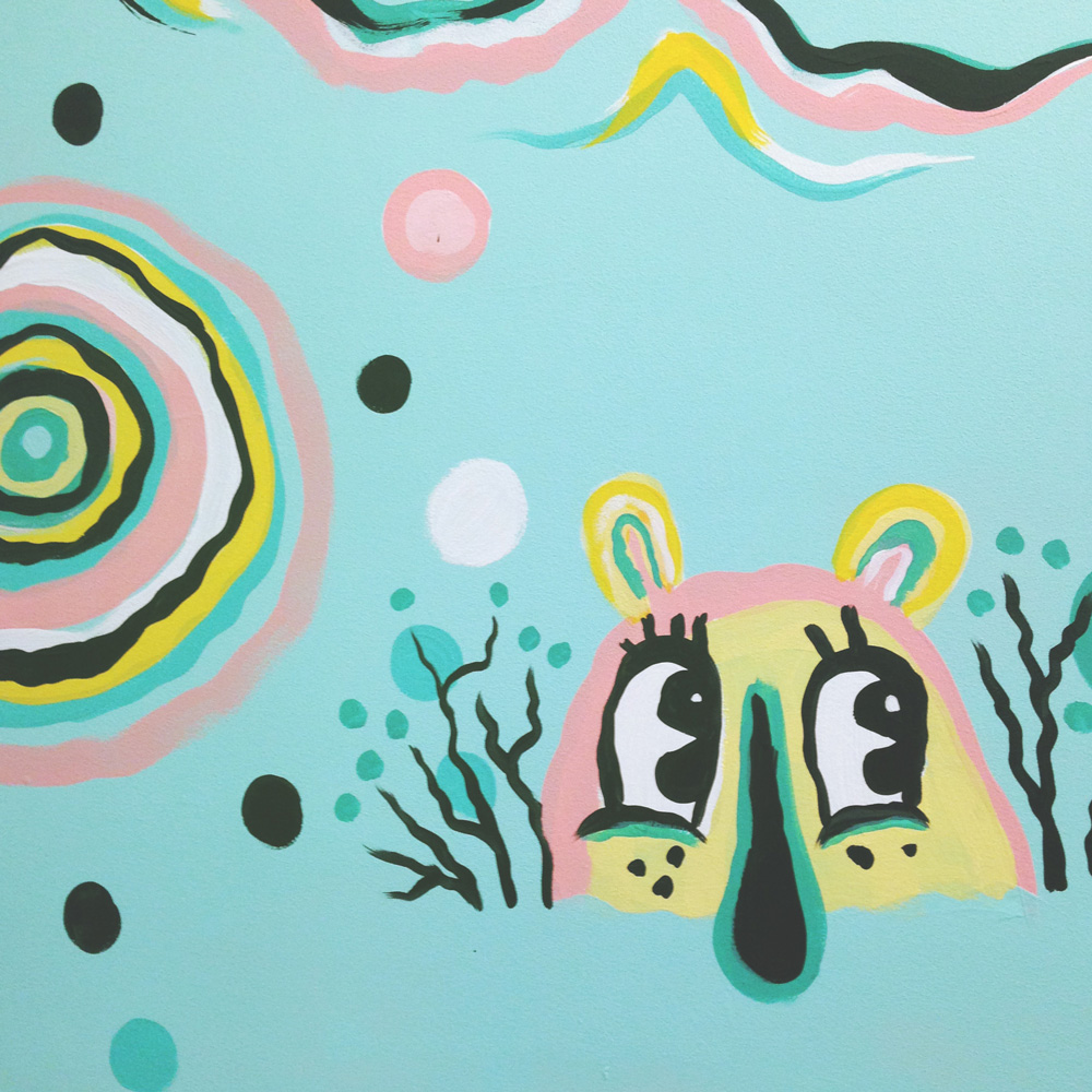 yik-yak-mural-blackcattips-bear-in-the-grass-art-painting