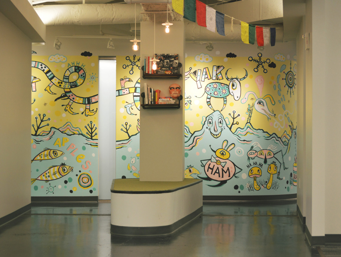 yik-yak-mural-blackcattips-painting-office-art-buckhead