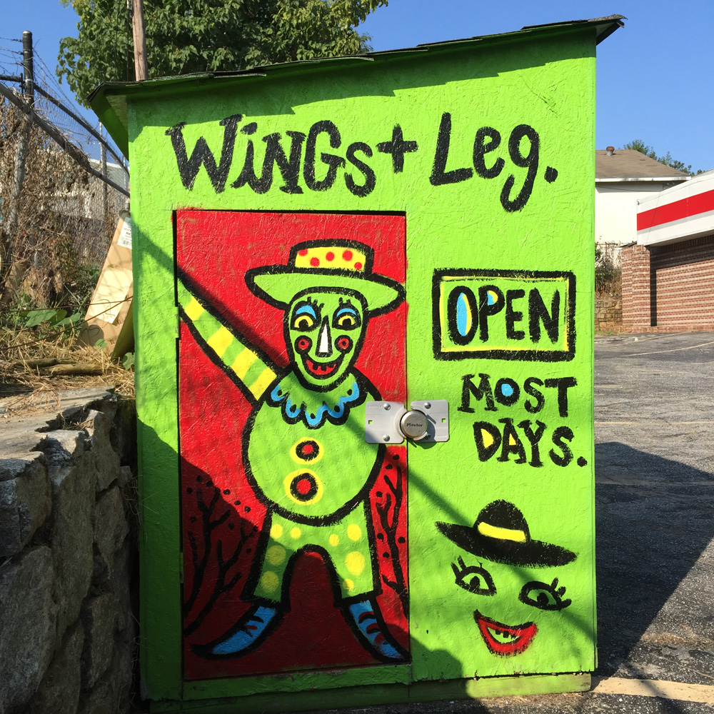 wings-and-leg-man-blackcattips-streetfolk-art