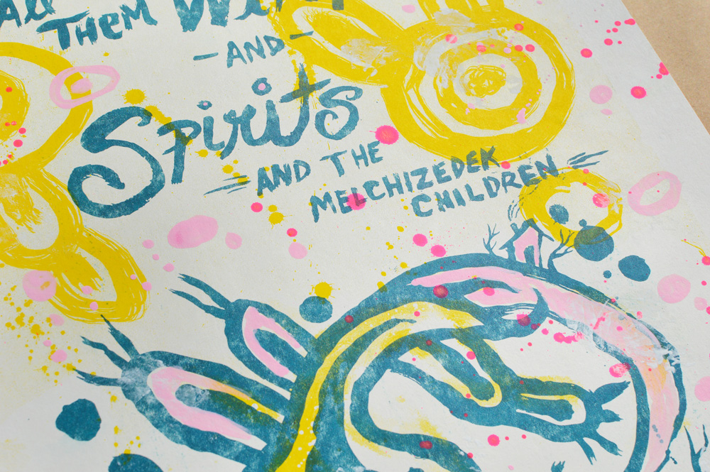 spirits-and-the-melchezedek-children-poster-blackcattips-concert-poster-art-the earl atlanta