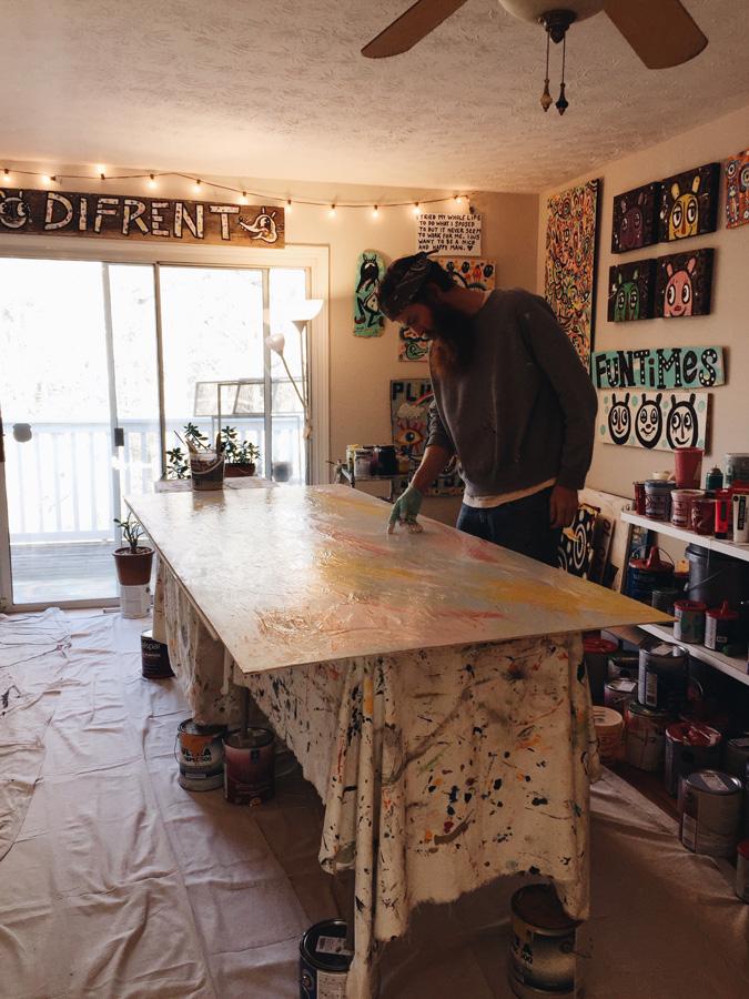 blackcattips-painting-in-studio-1