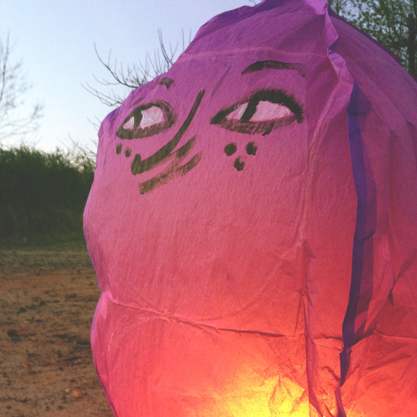 paper lantern blackcattips