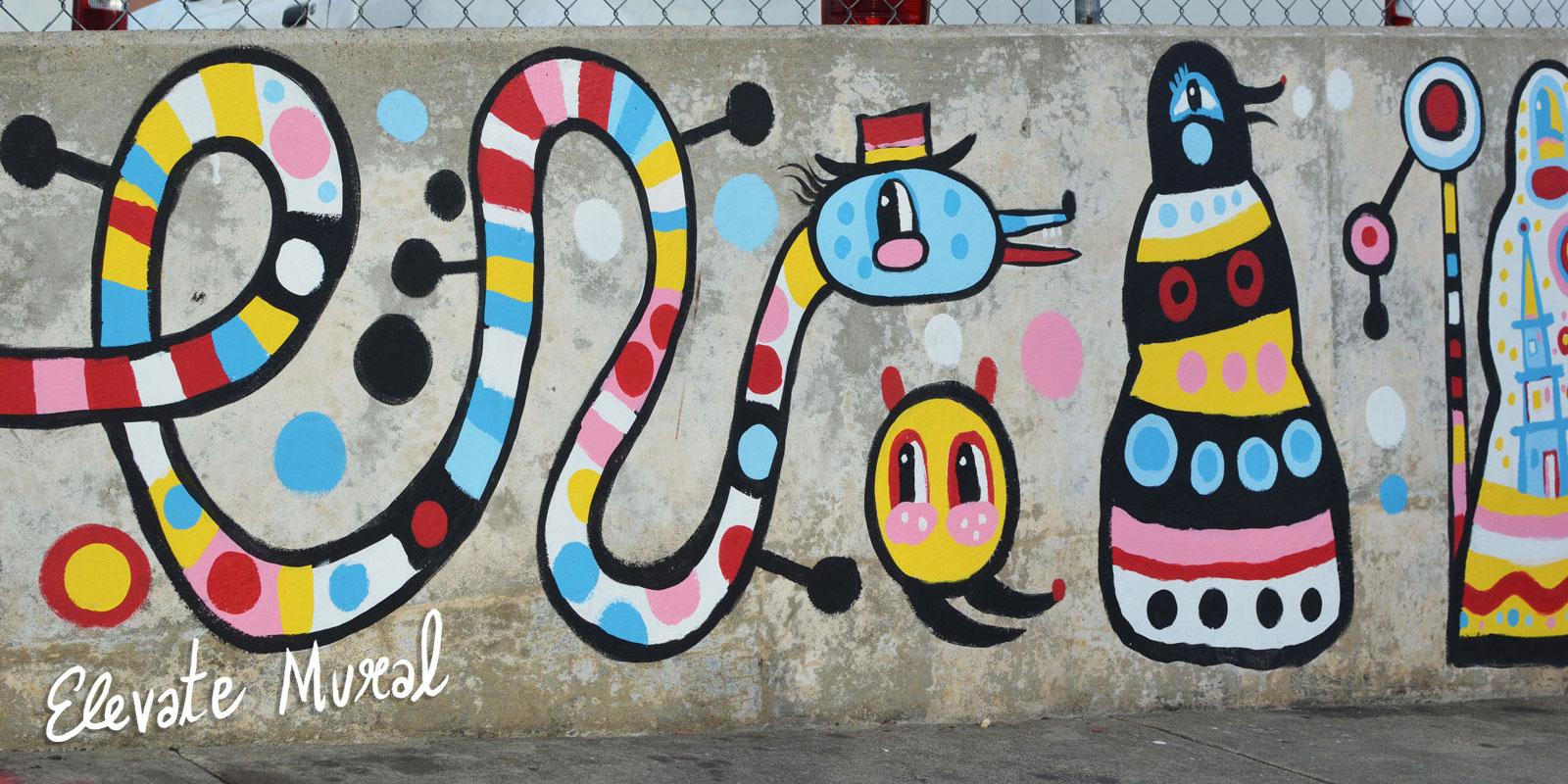 Elevate Mural